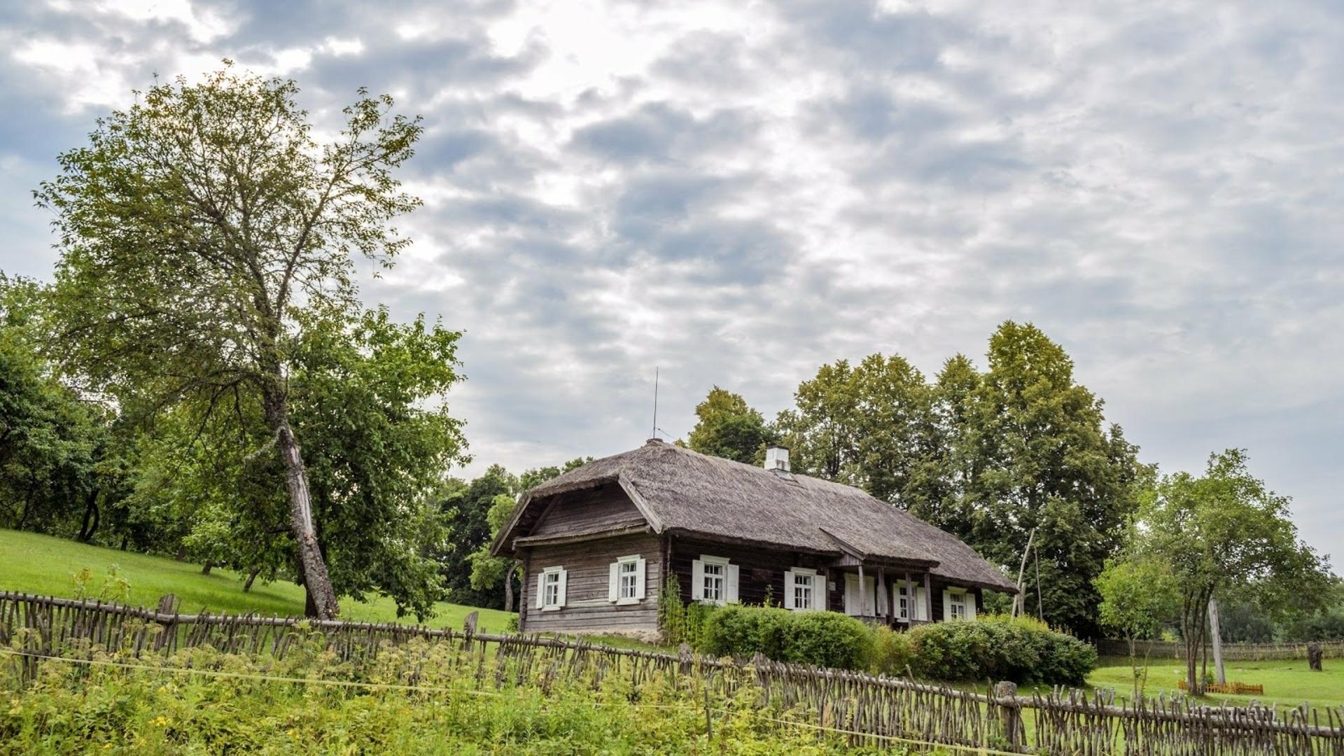Rašytojo Jono Biliūno sodyba-muziejus