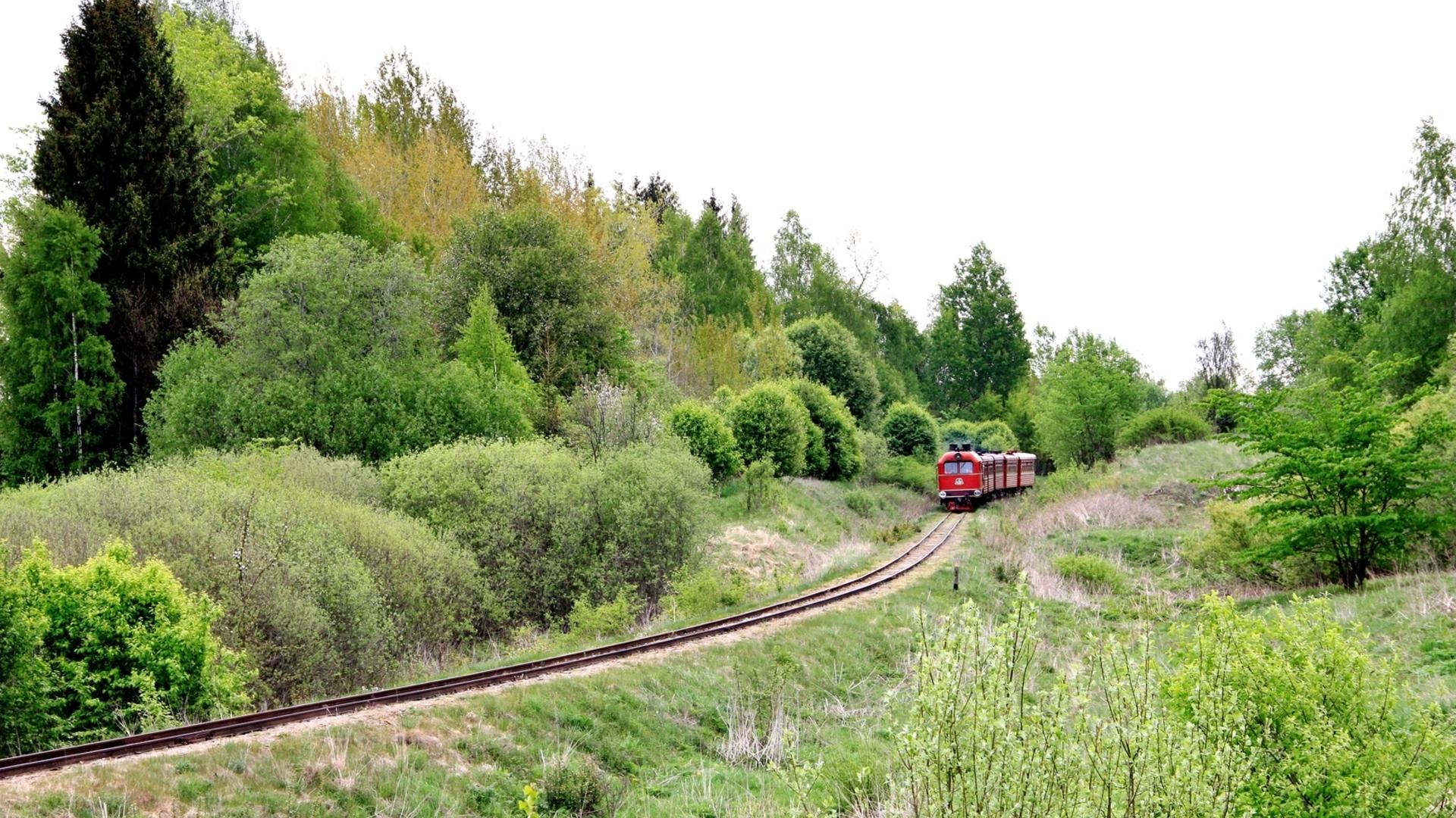 Palei siaurąjį geležinkelį