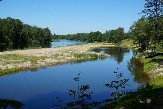 Šventosios vandens turizmo trasa